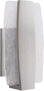 0-031964>Duo 1-Light LED Pocket Sconce Stainless Steel