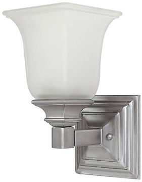 "5""W Capital Sconces 1-Light Sconce Matte Nickel"