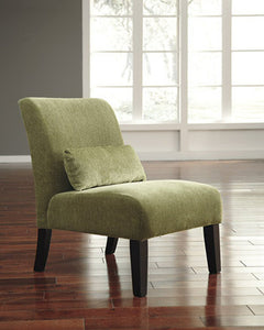 Annora Accent Chair Green