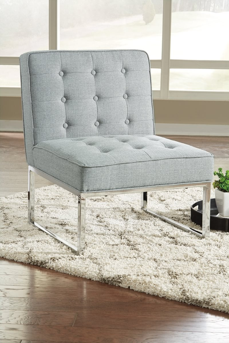 "34""H Cimarosse Accent Chair Gray"