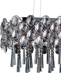 Maxim Jewel 19-Light Pendant Polished Chrome 39926BCPC