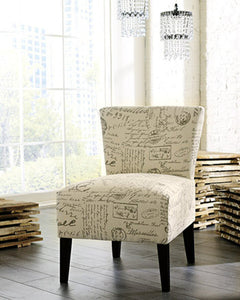 Ravity Accent Chair Taupe