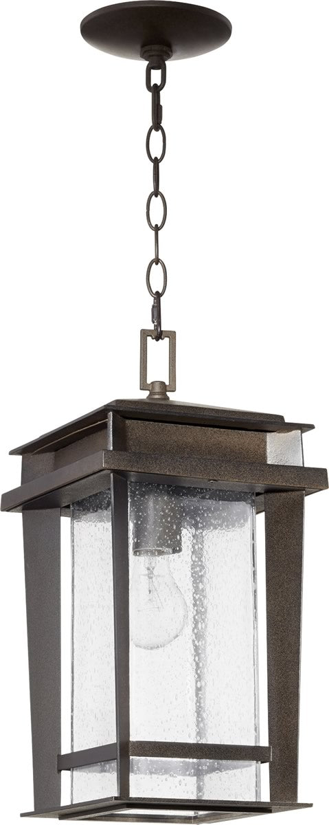 Easton 1-light Pendant Oiled Bronze