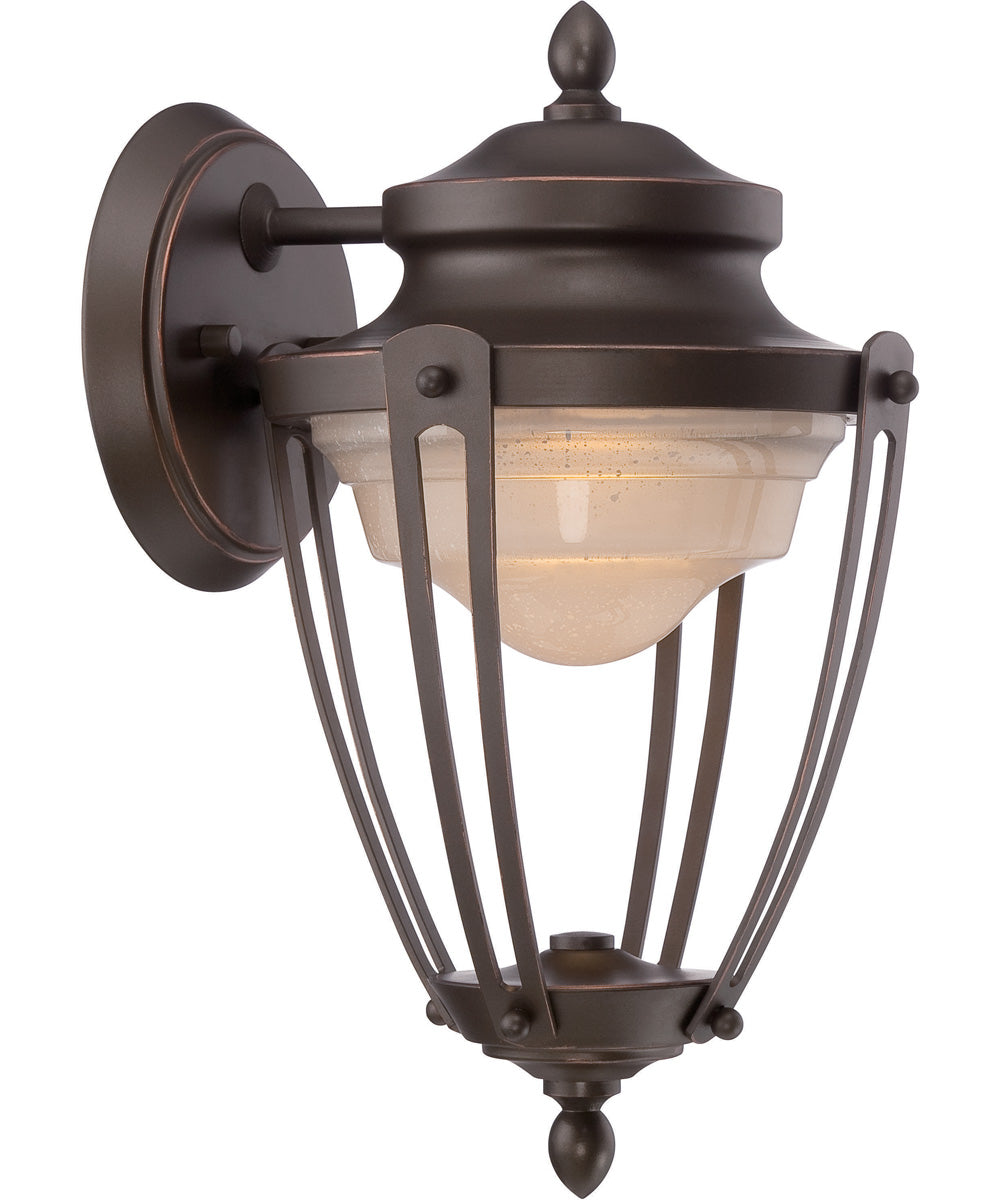 Cole 1-Light Outdoor Mahogany Bronze