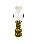 View the Finial Showcase Swarovski Crystal Small Tear Drop Finial