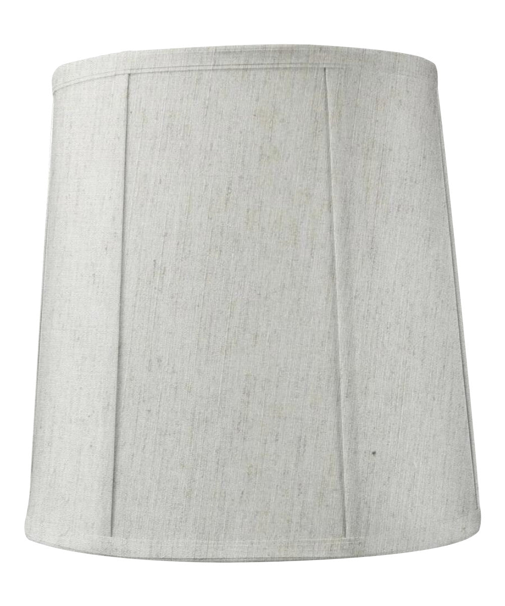 "14""W x 15""H Drum Shade Textured"