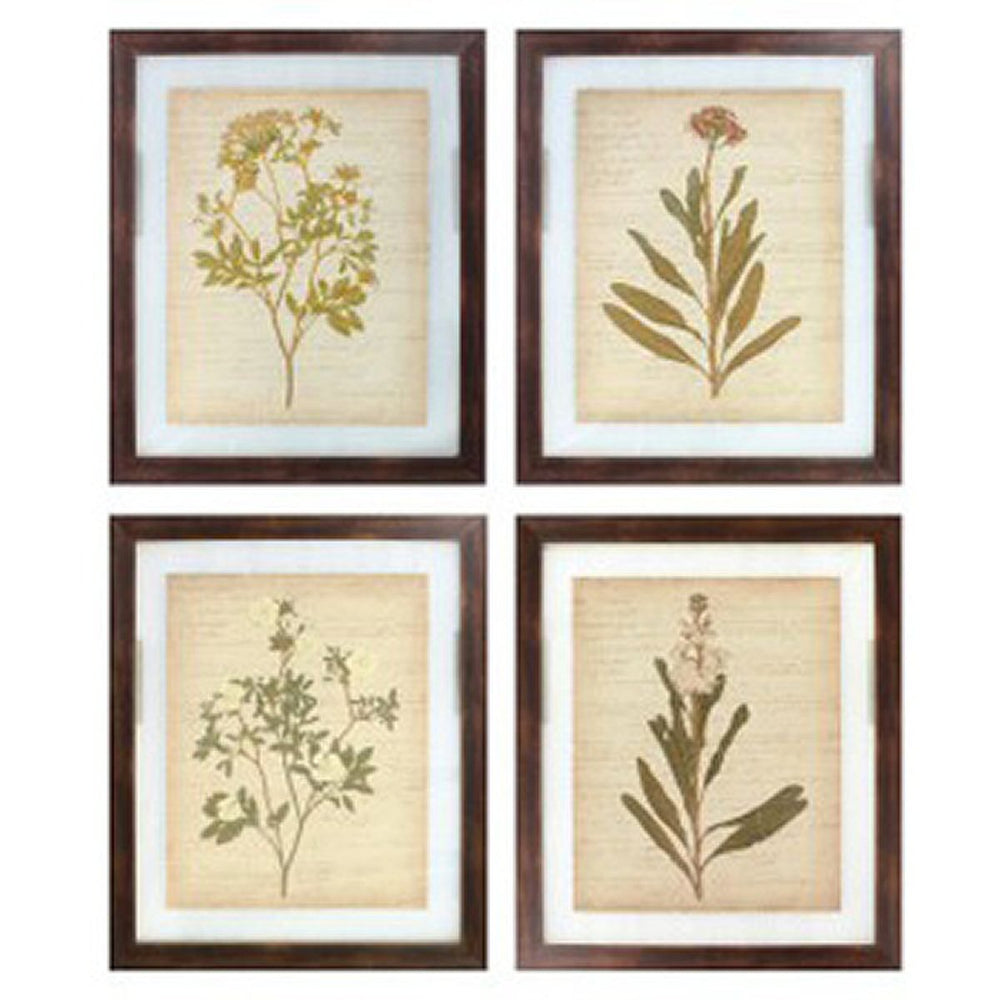 "27""H Dyani Wall Art (Set of 4) Multi"