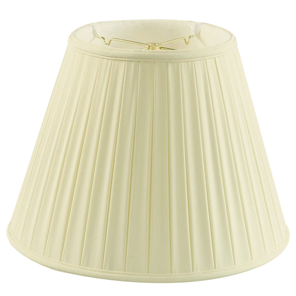 Homeconcept Empire Box Pleat Egg Shell Lamp Shade 111813epes