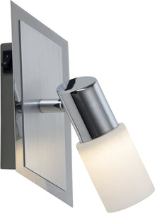 0-002850>Dallas LED Wall Light Aluminum