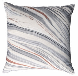Miquel Pillow Gray/Cream