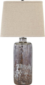 1-Light 3-Way Table Lamp Multi