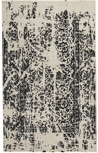 Jag Medium Rug Black/White 5x8