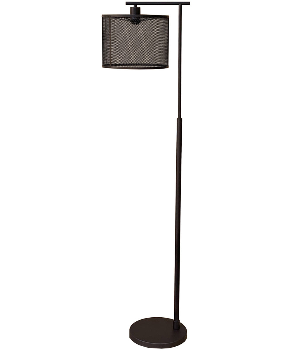 "61""H Nolden Metal Floor Lamp (1/CN) Bronze"