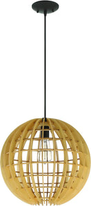 0-001385>1-Light Mini Pendant Light Espresso