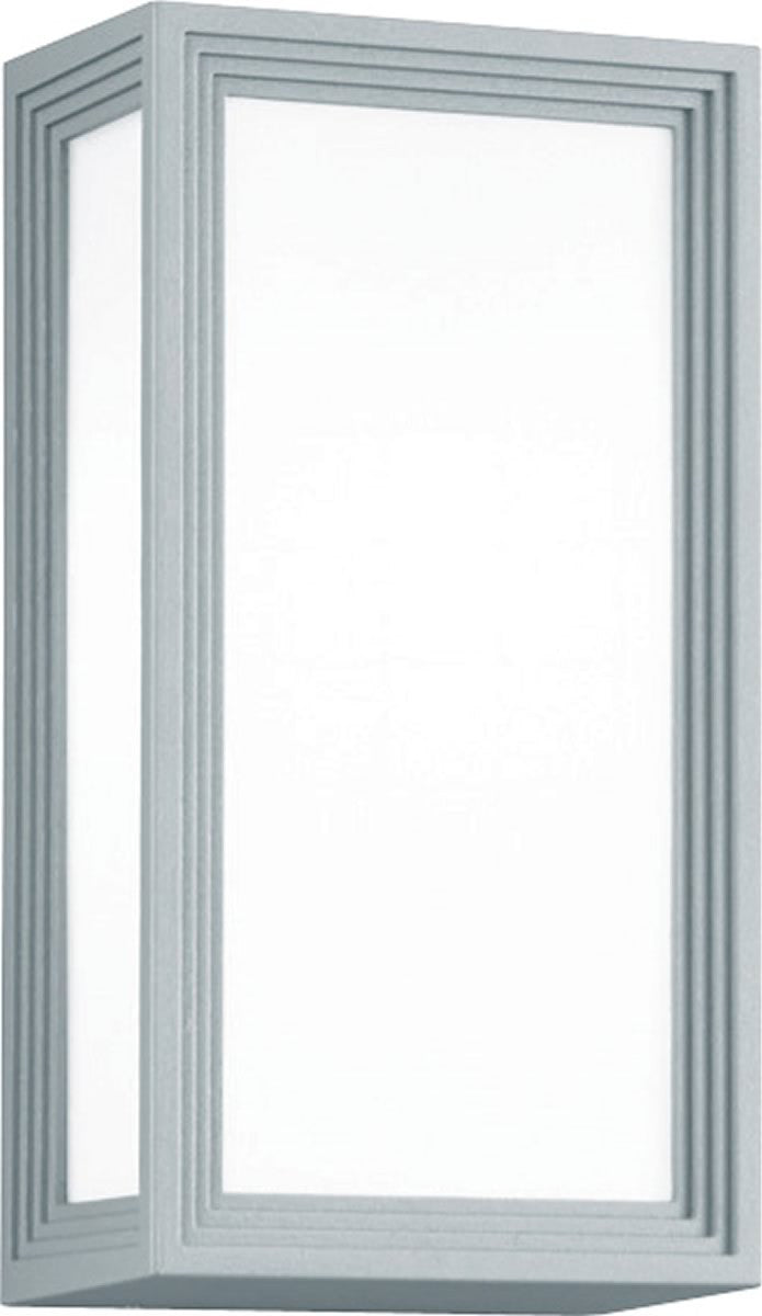Timok 1-Light  Outdoor Wall Sconce Titanium / Light Grey