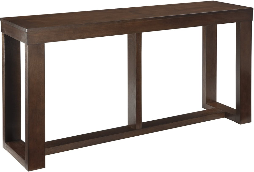 Watson Sofa Table Dark Brown