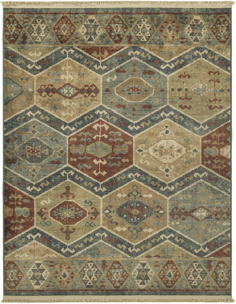 "63""W Brooklie Medium Rug Multi"