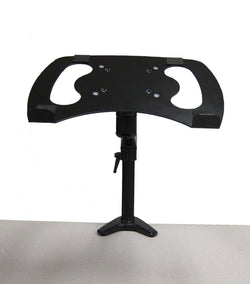 Home Concept Monitor Arm/Desk Mount Black including Laptop Stand