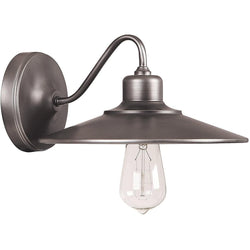 Urban 1-Light Sconce (Lamps Not Included) Graphite