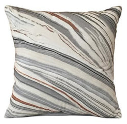 Miquel Pillow (Set of 4) Gray/Cream