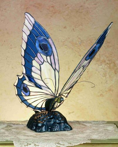 "18""H Butterfly Accent Lamp"
