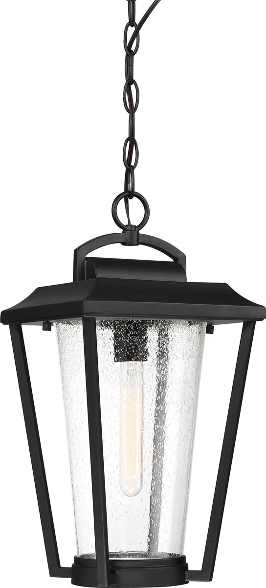 "9""W Lakeview 1-Light Outdoor Aged Bronze / Clear"