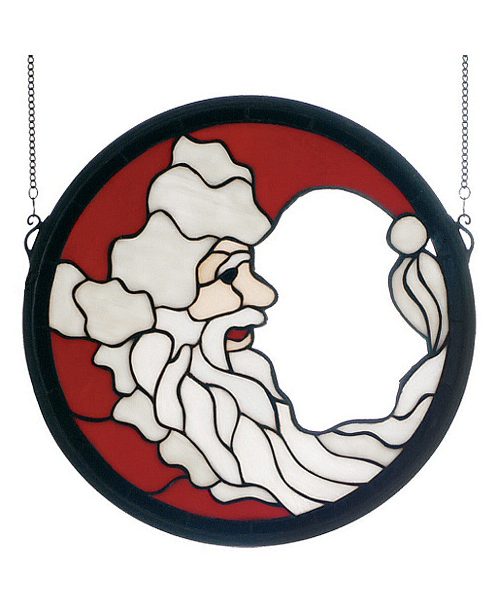 "15""H Santa Claus Window"