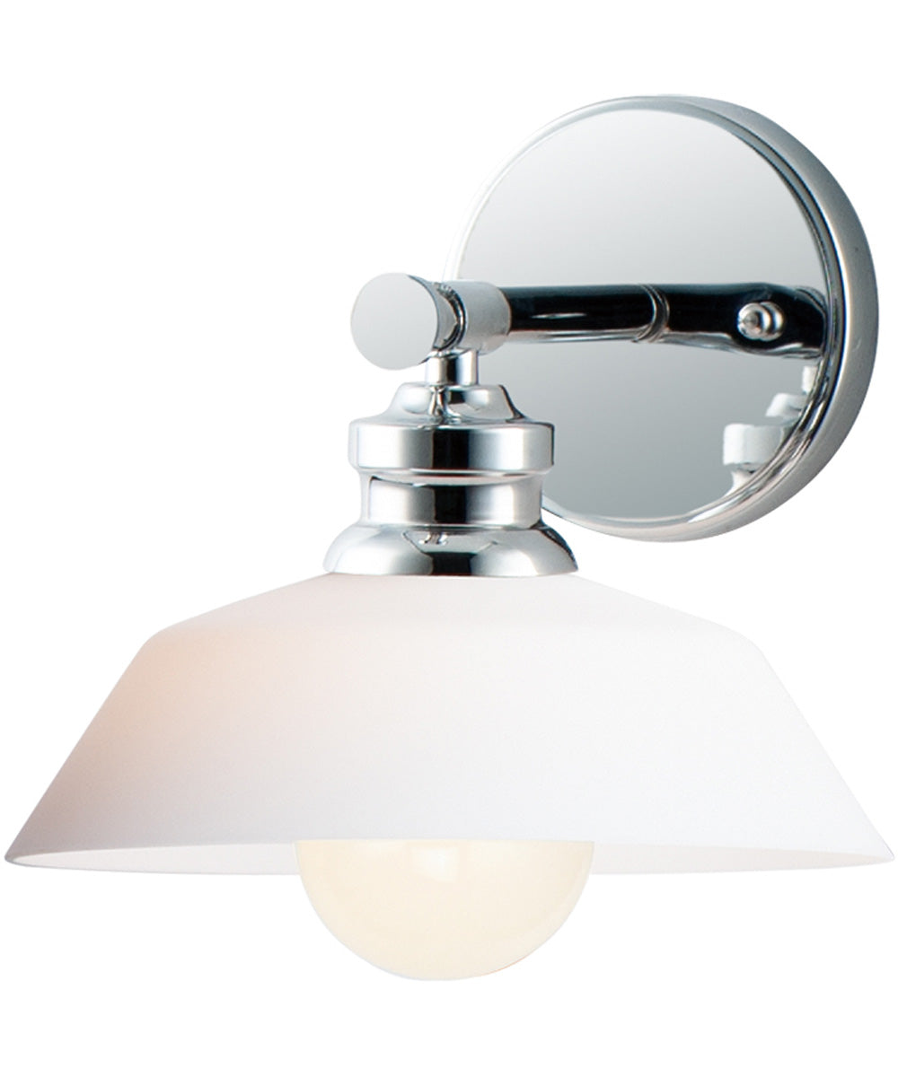 Willowbrook 1-Light Wall Sconce Polished Chrome