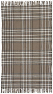 Hardy Large Rug Beige/Brown 8x10