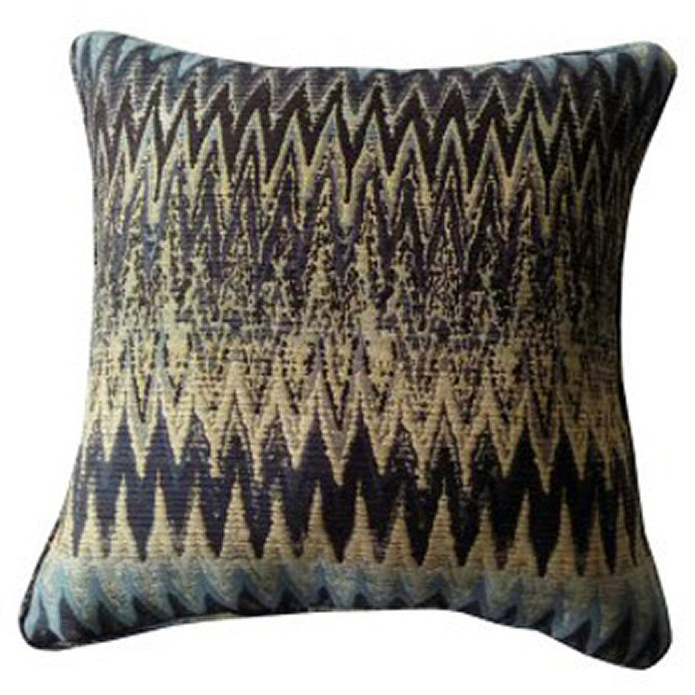 "18""W Amice Pillow (Set of 4) Indigo"