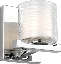 Volo 1-Light Wall Sconce Chrome