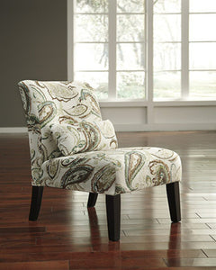 Annora Accent Chair Paisley