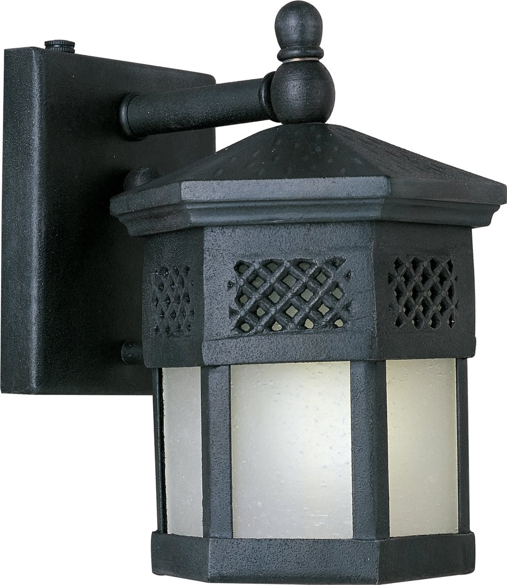 "9""H Scottsdale LED 1-Light Outdoor Wall Lantern Country Forge"