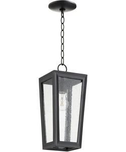Bravo 1-light Pendant Noir