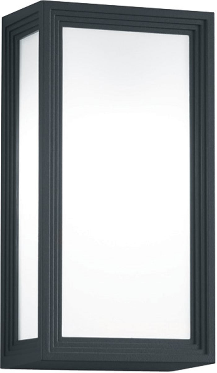 Timok 1-Light  Outdoor Wall Sconce Dark Grey