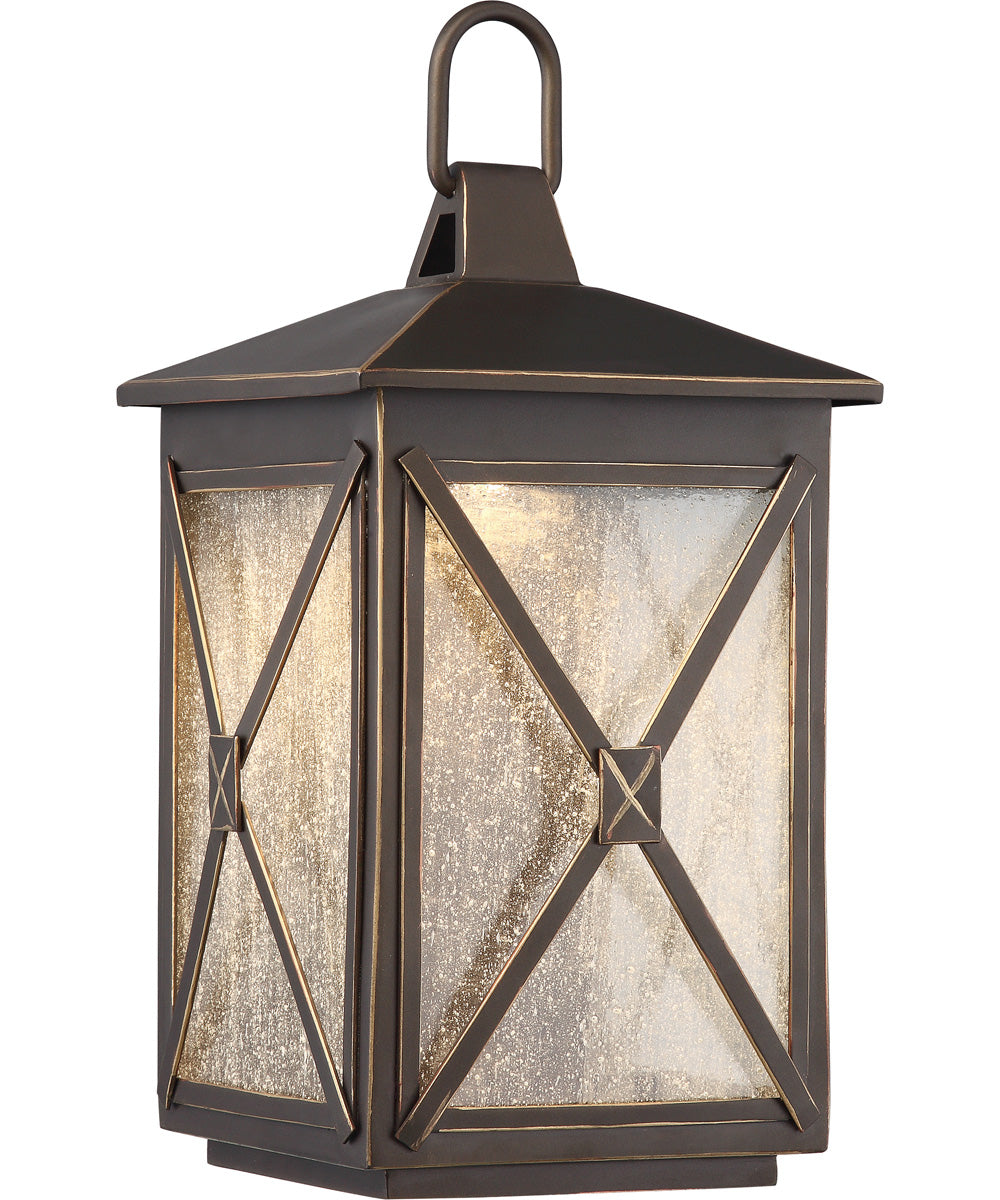 Roxton 1-Light Outdoor Umber Bay