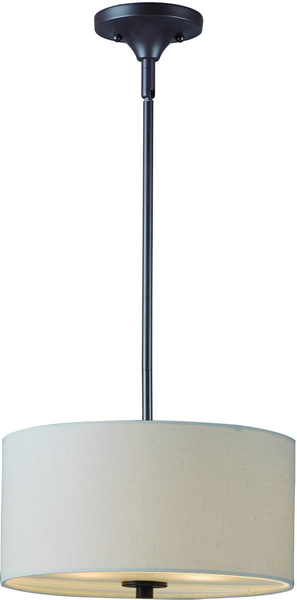 Bongo 2-Light Pendant / Semi-Flush Mount Oil Rubbed Bronze
