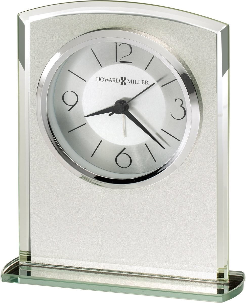 "6.25""h Glamour Tabletop Clock"