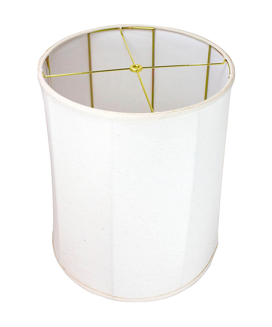 HomeConcept Collapsible Drum Lamp Shade Premium Light Oatmeal ...