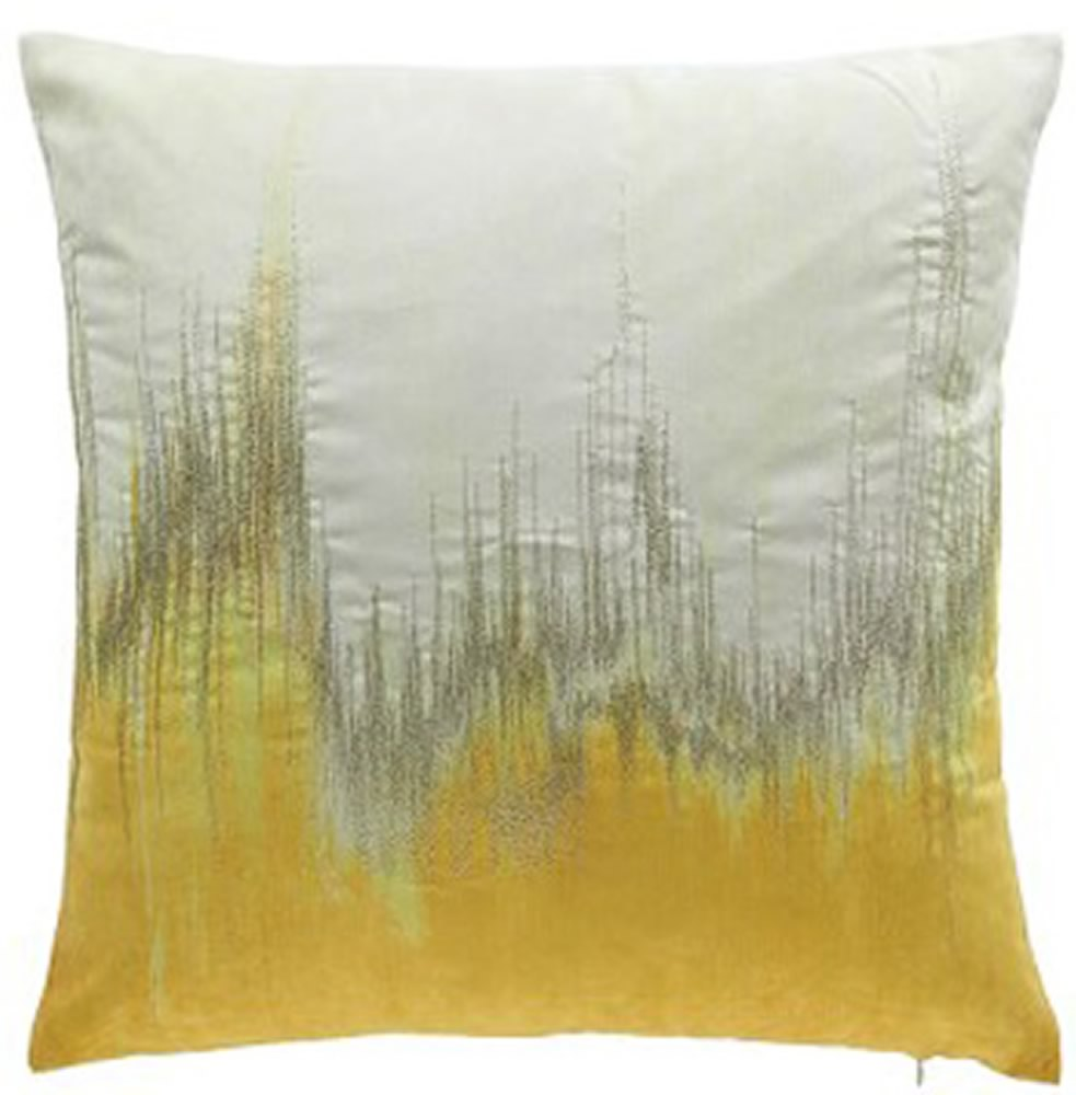 Madalene Pillow (Set of 4) Yellow