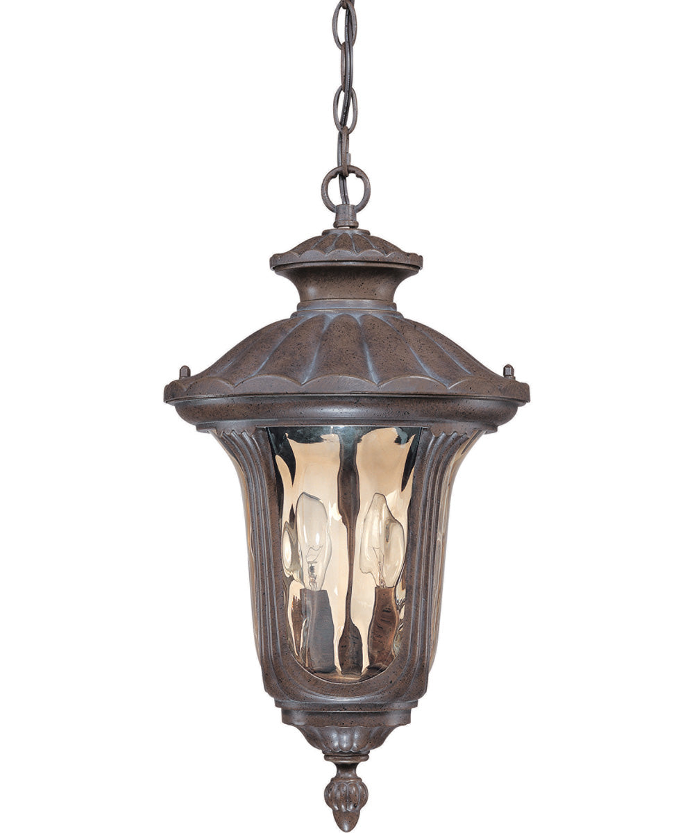 "11""W Beaumont 2-Light Outdoor Fruitwood"