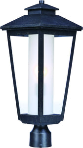 Maxim Aberdeen 1-Light Outdoor Post 2140CLFTAT