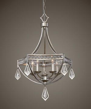 "22""W Tamworth Modern 5 Light Pendant"