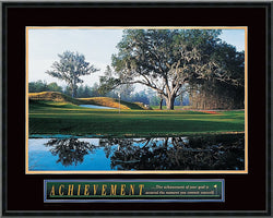Amanti Art Achievement Golf Framed Print AA01049