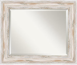 Amanti Art Alexandria Mirror Whitewash AA577331