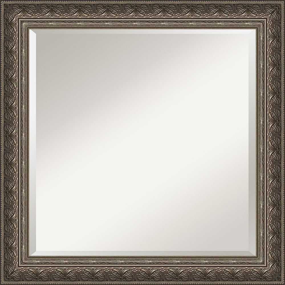 Amanti Art Barcelona Square Mirror Framed Mirror AA01484 - LampsUSA