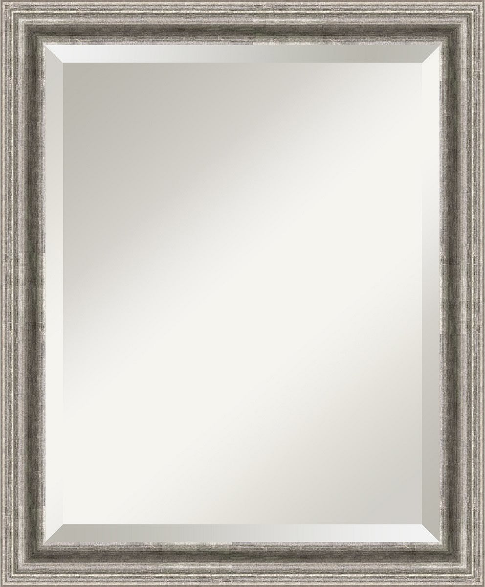 "23""H x 19""W Bel Volto Mirror Medium Framed Mirror"