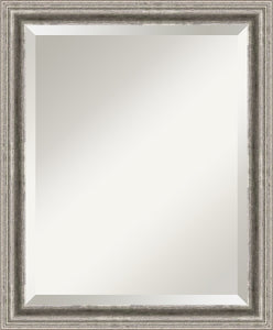 "23x19"" Bel Volto Mirror Medium Framed Mirror"