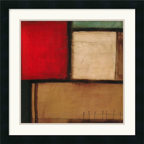 Amanti Art Candice Alford Yield Framed Print AA115160