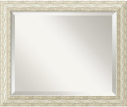 Amanti Art Cape Cod Mirror Medium Framed Mirror AA01020
